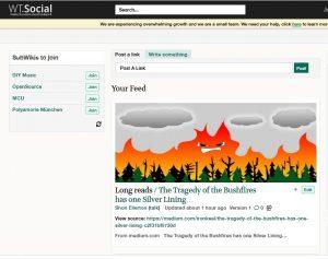 WT Social ile Reklamsız Bir Sosyal Medya Platformu -3