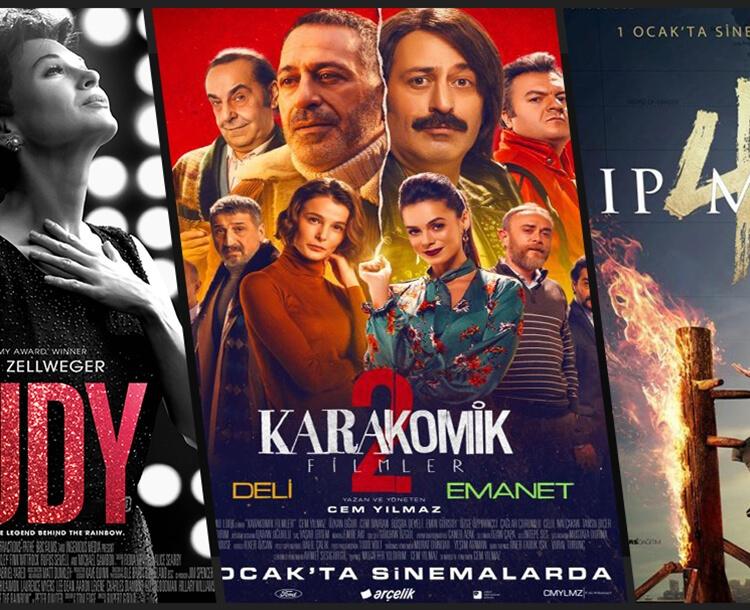 2020 Ocak Ayı Vizyona Giren Filmler