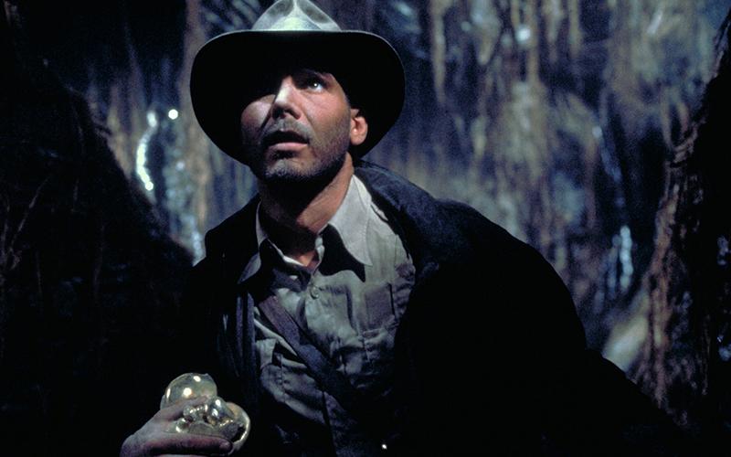 En İyi Aksiyon Filmleri - Indiana Jones Raiders of the Lost Ark (Indiana Jones Kutsal Hazine Avcıları)
