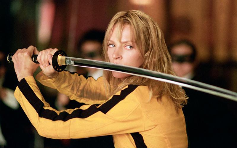En İyi Aksiyon Filmleri - Kill Bill Vol