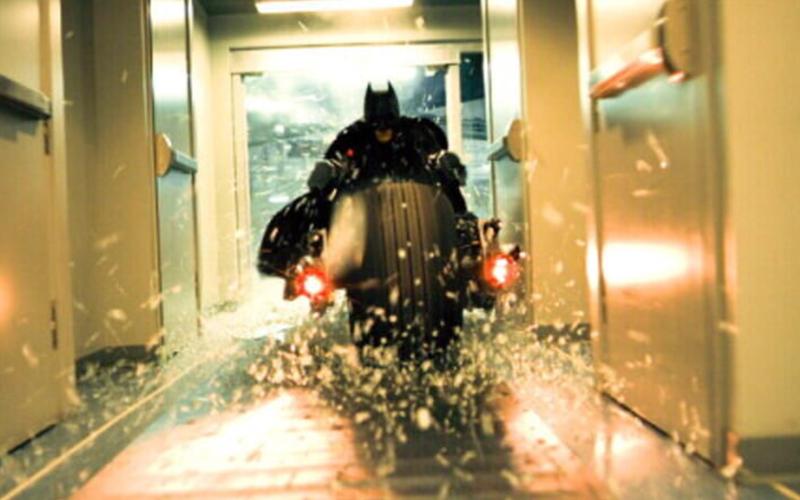 En İyi Aksiyon Filmleri - The Dark Knight (Kara Şövalye)