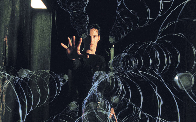 En İyi Aksiyon Filmleri - The Matrix (Matriks)