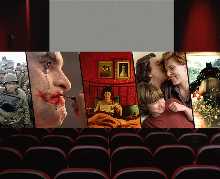 Seyredemediğiniz Filmleri İzlemenin Tam Zamanı. İşte Size En Çok Beğenilen Filmler