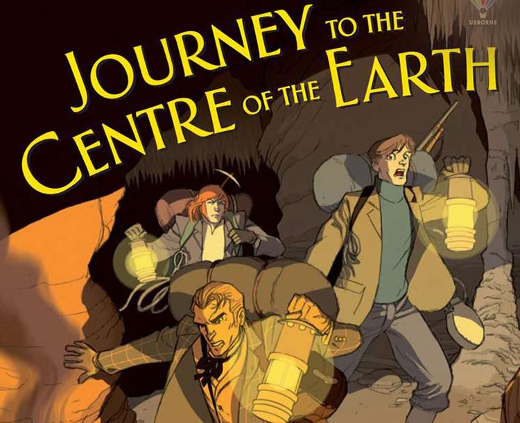 Jules Verne'in Dünyanın Merkezine Yolculuk Kitabının Arkasında Yatan Bilim