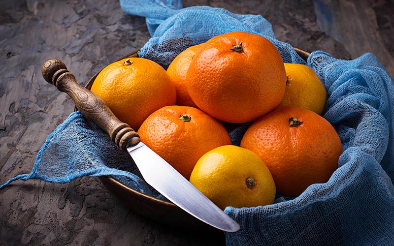Artık Meyve ve Sebze Kabukları Nasıl Kullanılır? - Portakal ve Mandalinadan Nefis Kokular