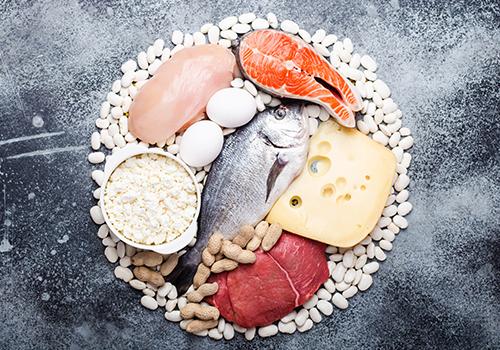 Protein Değeri Yüksek Sağlıklı Besinler