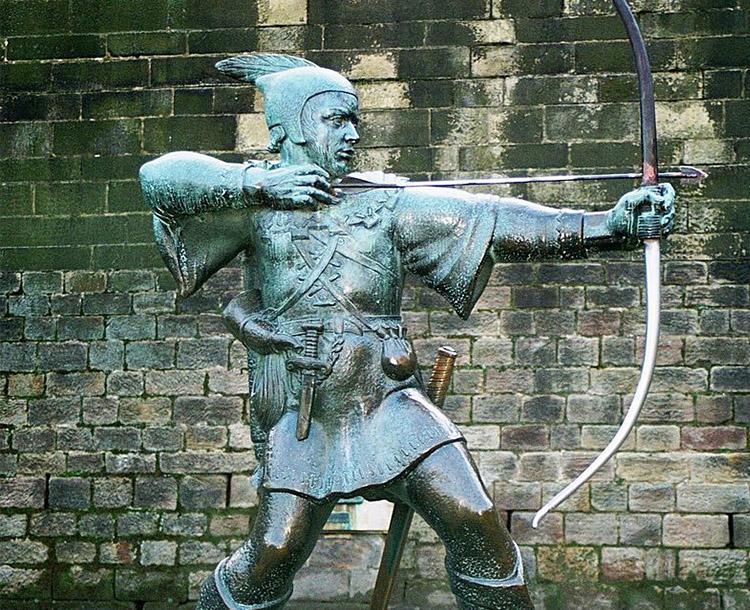 Robin Hood'un Gerçek Hikayesi