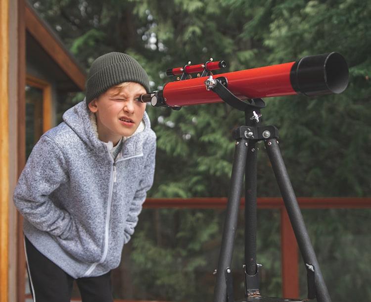 Bir Teleskopla Neleri Görebilirsiniz?