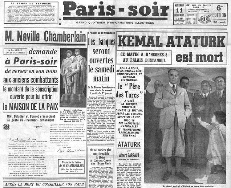 Dünya Atatürk İçin Ne Dedi?