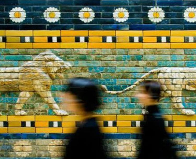 Görkemli İştar Kapısının 2500 Yıllık Hikayesi