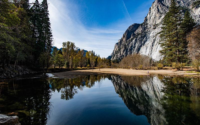 Eşsiz Manzaralara Sahip Yosemite Milli Parkı