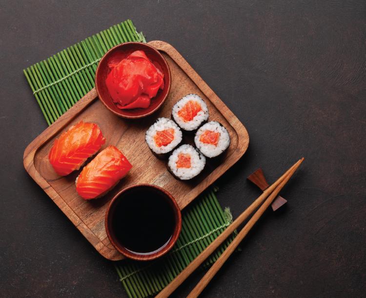 Sushi Severler için Sushi Çeşitleri