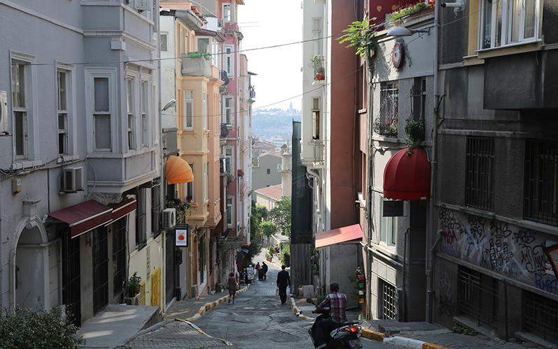 İstanbul'un Gizli Köşeleri - Cihangir