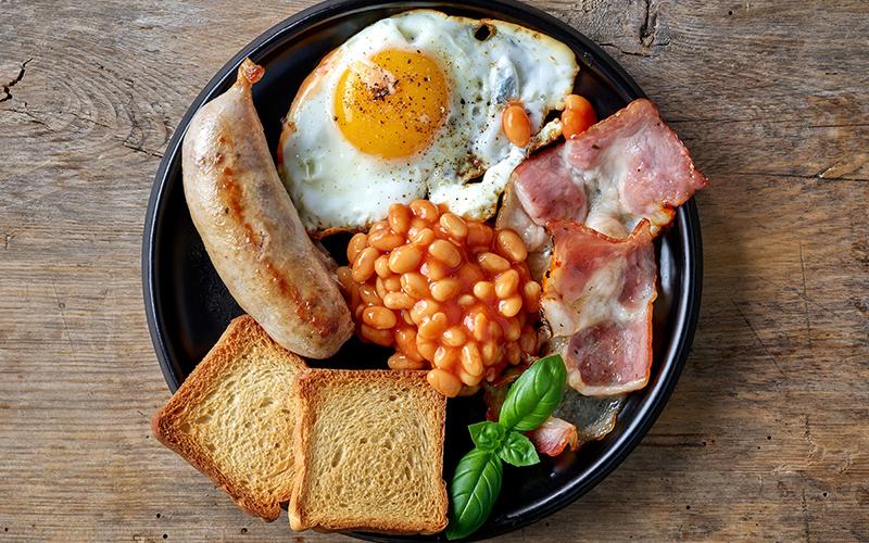 Günün En Güzel Öğünü Ülkelerin Kahvaltı Kültürleri - İngiltere