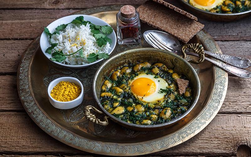 Günün En Güzel Öğünü Ülkelerin Kahvaltı Kültürleri - İran Kahvaltısı