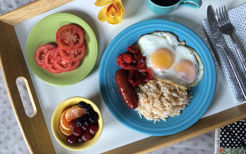 Günün En Güzel Öğünü Ülkelerin Kahvaltı Kültürleri - Filipinler Kahvaltısı