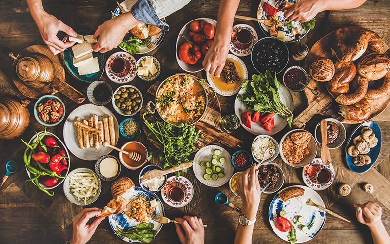 Günün En Güzel Öğünü Ülkelerin Kahvaltı Kültürleri - Türkiye